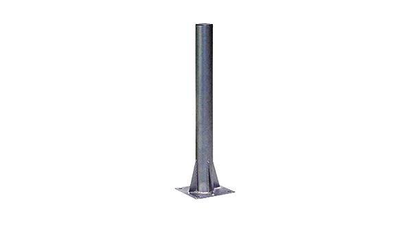 Soporte de Suelo Ø80 x 850 mm para Parabólica 180cm: Amazon ...