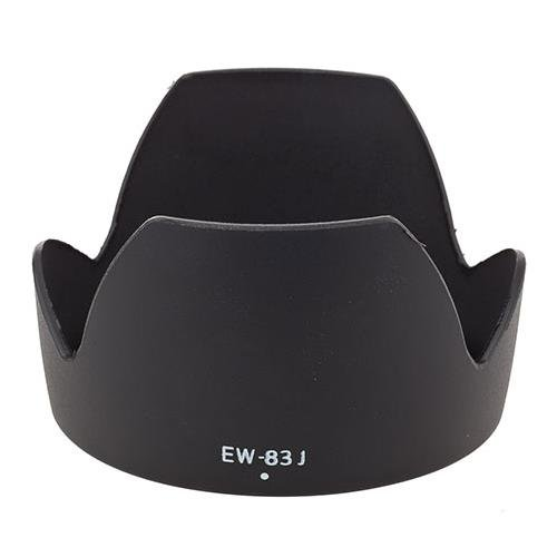 ProOptic Dedicated Lens Hood for Canon EF-S 17-55mm f/2.8 is USM Lens (EW-83J)
