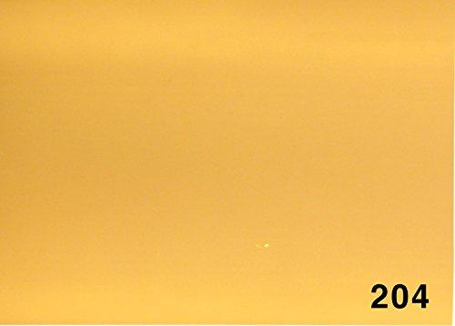 Filtro corrector CTO 204 fuerte, cortado en franjas, para luces LED. Longitud: 120 cm