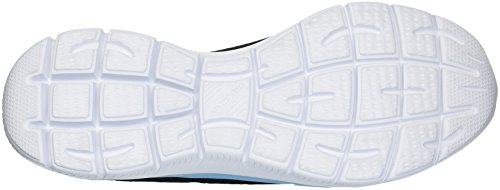 Sneaker Through Break Schwarz Türkis Rosa Damen Skechers GYLP 12991 Slipper Dynamight Grau 1qxItHAwYn