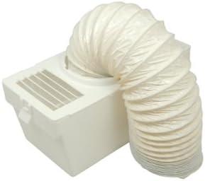Spare4appliances - Tubo con condensador de aire para secadora