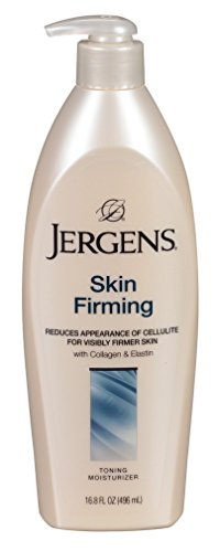 Jergens Skin Firming 16.8 Ounce Lotion Pump (496ml) (2 Pack) by Jergens