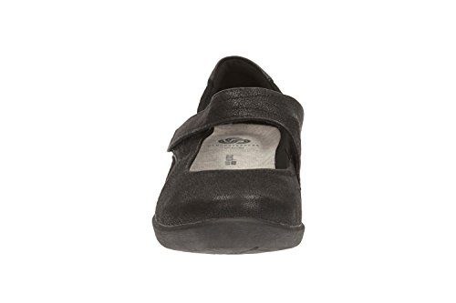 Casual Bella Clarks Zapatos Negro Womens Sillian qt8Bzw