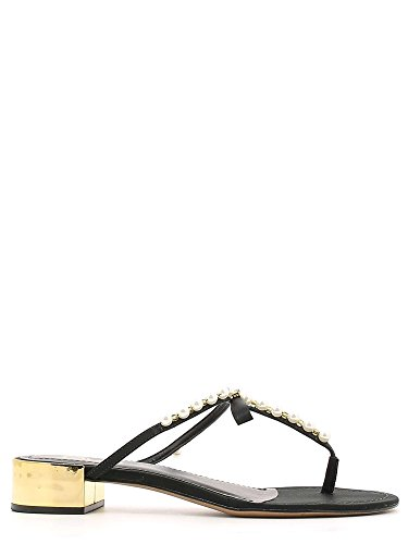 Grace Shoes 0-72102 Chanclas Mujeres Negro