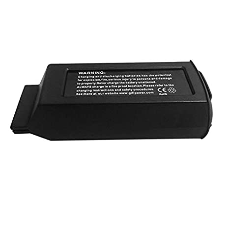 Black VCB 8050mAh 14.8V 4S Upgraded Replacement Lipo Battery for Yuneec Typhoon H H480