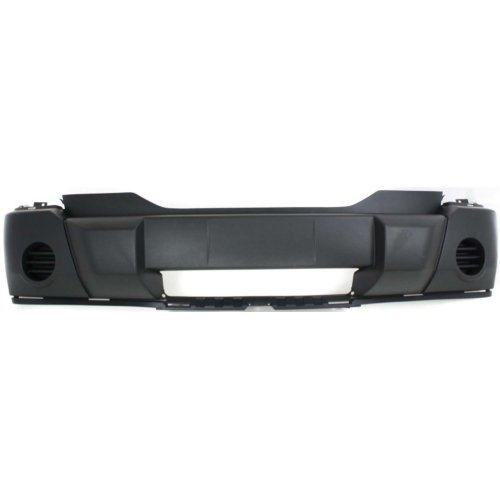 Front Bumper Cover Compatible with 2007-2011 Dodge Nitro Textured (Dodge Bumper 2007 Nitro)