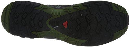 3d noir Foncã Para Zapatillas Senderismo Pro kaki Xa Hombre De Salomon Kaki Ewzfq6
