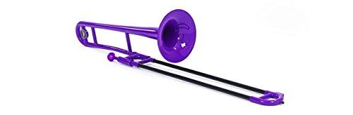 Tromba TRB-PU Plastic Trombones BB Tenor, Purple