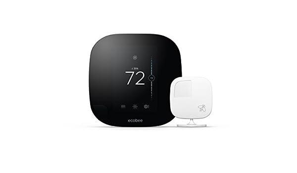 Amazon.com: Ecobee3 Thermostat with Sensor, Wi-Fi, 2nd Generation, Works with Amazon Alexa: Everything Else