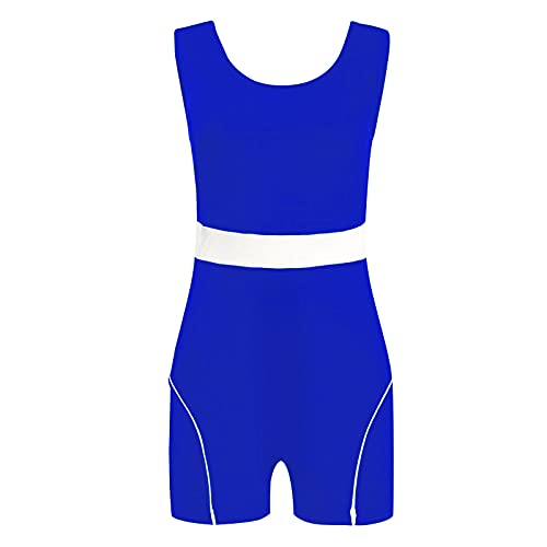 Women's Jumpsuits Shorts, Fashion Sexy Top Short Jumpsuit Rompers Bodysuit One Piece Catsuit for Womens(Blue,S)