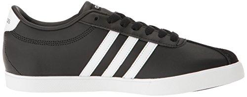 Sneakers Adidas Originals Da Donna, Modello Fashion, Nero / Bianco / Argento Opaco