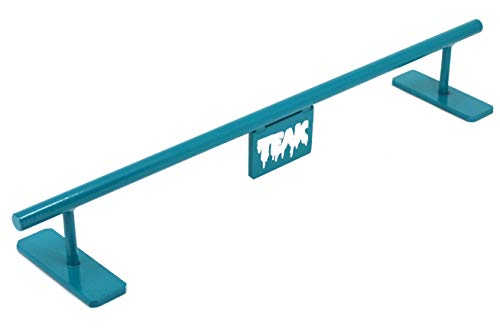 Teak Tuning EMA Collaboration Round Rail, Limited Edition Teal Colorway, 10