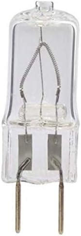 Bulb Replacement Light Bulb for GE Microwave WB08X10057 WB08X10051 120 Volts 50 watt