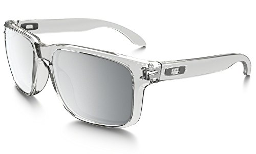 Oakley Holbrook Sunglasses, Matte Black Frame/Warm Grey Lens, One Size (Oakley Sunglasses)