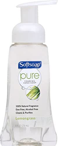 Hand Soap: Softsoap Pure