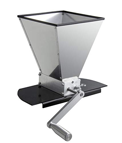 Kegco Km7Gm2R Grain Mill
