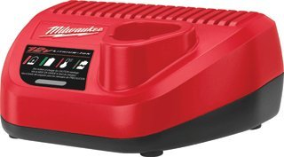 Milwaukee - M12 LITHIUM-ION Battery Charger