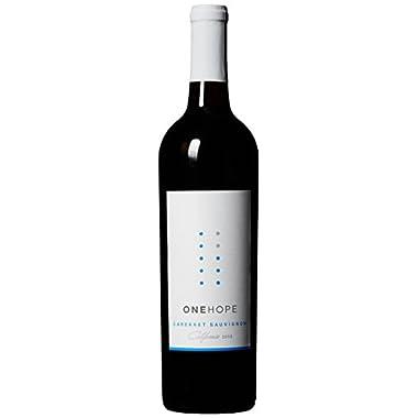 2013 ONEHOPE California Cabernet Sauvignon 750 mL Wine