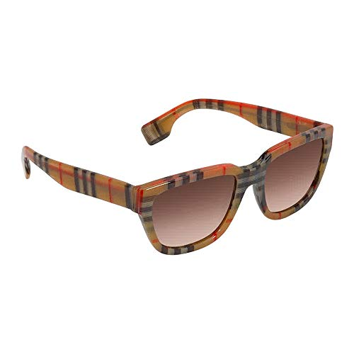 Burberry Women's 0BE4277 Vintage Check/Gradient Brown One Size