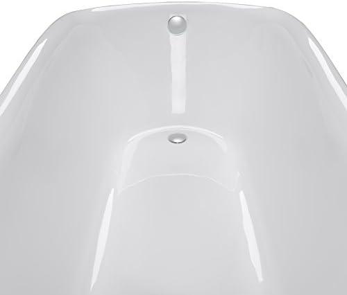Hermosa homogéneo de vidrio botón-duo-curvado motivo-probablemente para 1950//60