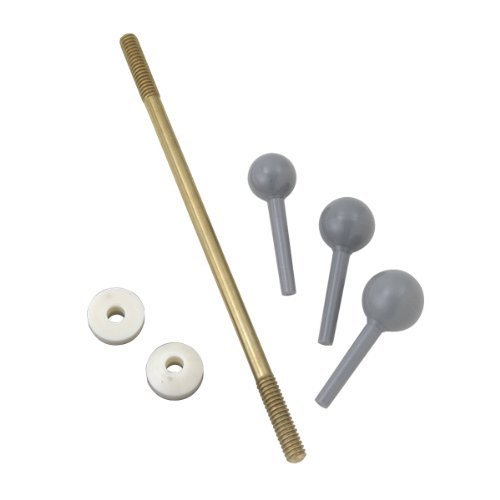 BrassCraft SF1925 Universal Lavatory Pop-Up Ball Rod Assembly by BrassCraft Mfg