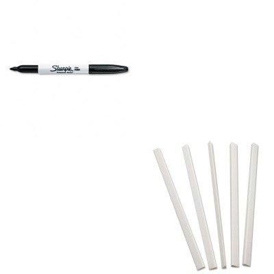 KITCLI34447SAN30001 - Value Kit - C-line Slide N Grip Binding Bars (CLI34447) and Sharpie Permanent Marker (SAN30001)