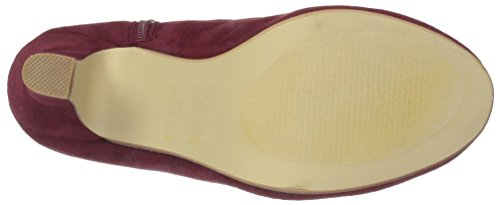 Brinley Brinley Pump Poppy Co Wine Co Womens 0n47nRxqf