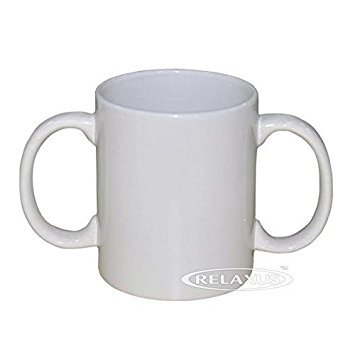 Dual Handled Mug - 11oz / 325ml