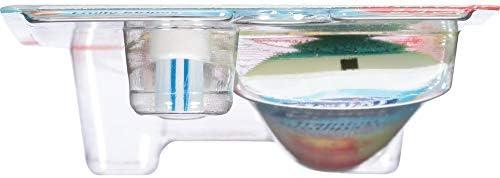 31hPsgB37LL. AC - Orajel Daniel Tiger's Neighborhood Fluoride-Free Training Toothpaste & Toothbrush Combo Pack, Fruity Stripes, 1.0oz