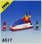 Lego Race Water Jet 6517