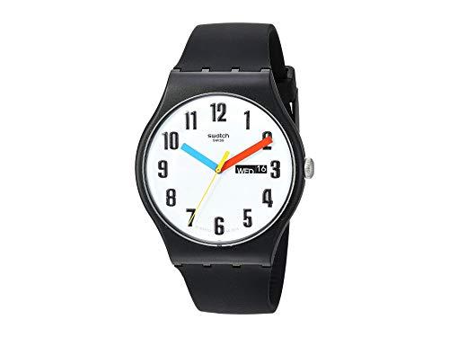 Swatch Elementary - SUOB728 Black One Size