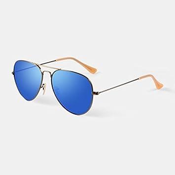 Sonnenbrille Blue Unisex Anti-UV polarisierte Licht Sonnenbrillen klar ( farbe : Hellblau ) Fy33JVEJ