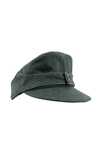 WW2 German Heer EM M43 Field Cap field grey-L (60-61)