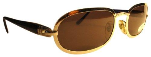 Vogart - Gafas de sol - para hombre Plateado Azul Plateado ...