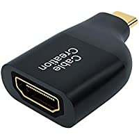 USB-C to HDMI 4K, CableCreation Type C (Compatible...