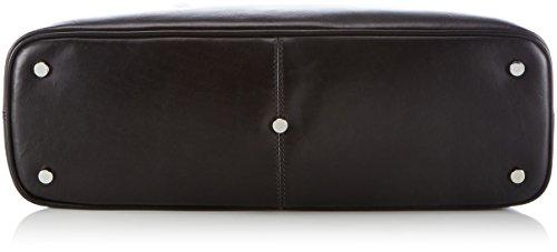 BREE Collection Chicago 2, black, double shoulder bag - Bolso de hombro para mujer Negro (black 900)