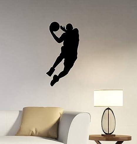 Amazon.com: Vinilo adhesivo decorativo para pared, diseño de ...