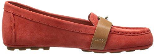 Orange Metal Hazard Ladies Suede Pumps With Ugg Detail Aven 1010100 Australia Buckle PYwFUF