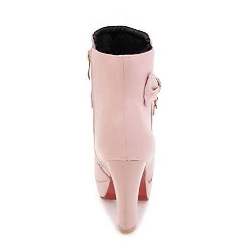 Collo Basso ABL10376 Rosa 35 EU Donna BalaMasa BalaMasaAbl10376 A Pink q6P1qpT