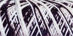 (Bulk Buy: Aunt Lydia's Crochet Cotton Classic Crochet Thread Size 10 (3-Pack) Zebra 154-932)