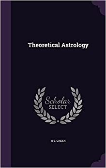 Book Theoretical Astrology