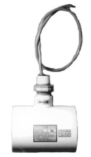 24V Flow Switch w/ 1 1/2'' PVC Tee Well