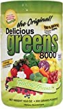 Delicious Greens 8000 Original Flavor 10.60 Ounces