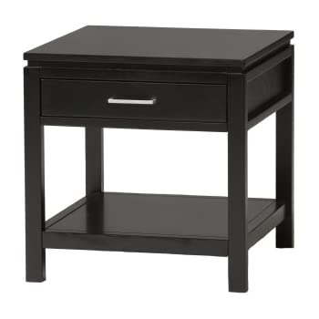 espresso leon s search furniture ines tables end table black room living