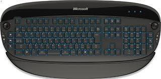 マイクロソフト キーボード