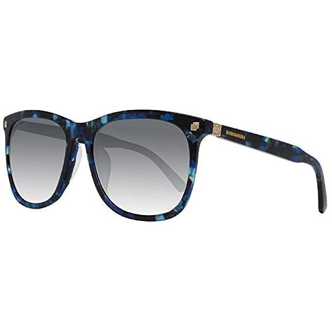 55a Dsquared2 Sole Occhiali Sunglasses 59 Da Donna Dq0234-d Damen
