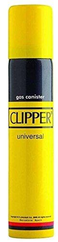 KOFY Aluminium Lighter Gas Refill Clipper, 500 ml (Yellow) Price & Reviews