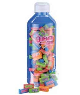 (Mueller Quench Pre-Filled Water Bottle w/120-10 Stick Packs - Sidekick Counter Display)