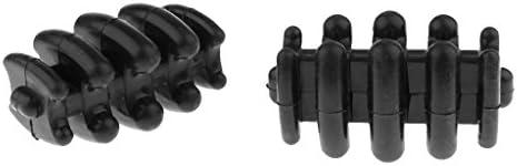 2個の弓の四肢のスタビライザーダンパーサイレンサーアーチェリーのアクセサリー