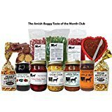 Amish-Buggy Month Club (Taste of the Month Club) (Clubs Of The Month)